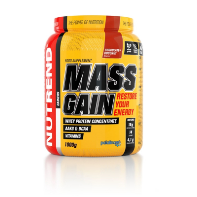 NUTREND Mass Gain Dose 2250 g