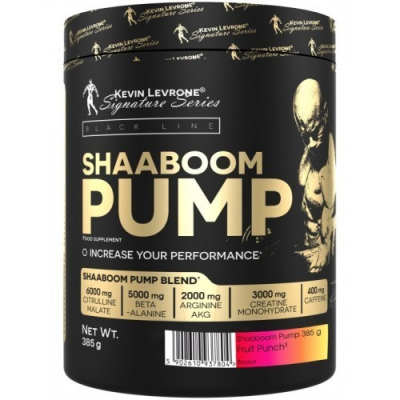 KEVIN LEVRONE Shaaboom Pump Booster Dose 385 g
