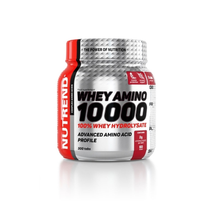 NUTREND Whey Amino 10000 Dose 300 Tabletten